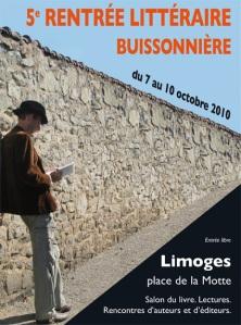 5e Rentrée Littéraire Buissonnière
